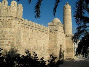 Les remparts de Sousse
